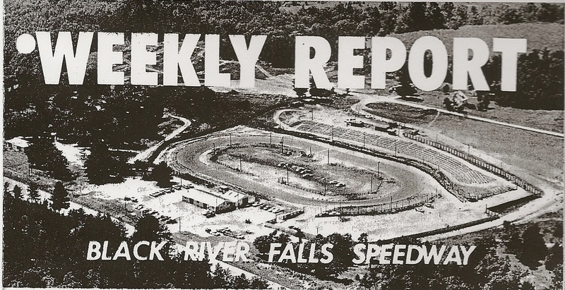 Lost Speedway Black River Falls.