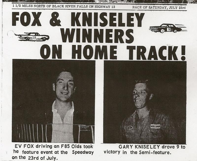 Lost Speedway BRF